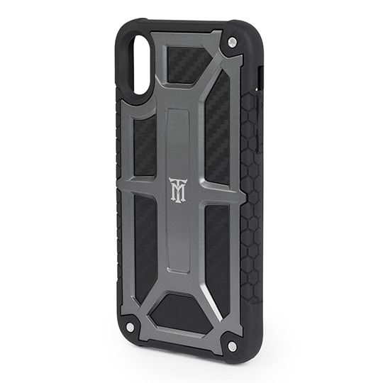 PREMIUM MAILLON TECHNOLOGIQUE  MOBILE CASE MILITARY IPHONE X/XS